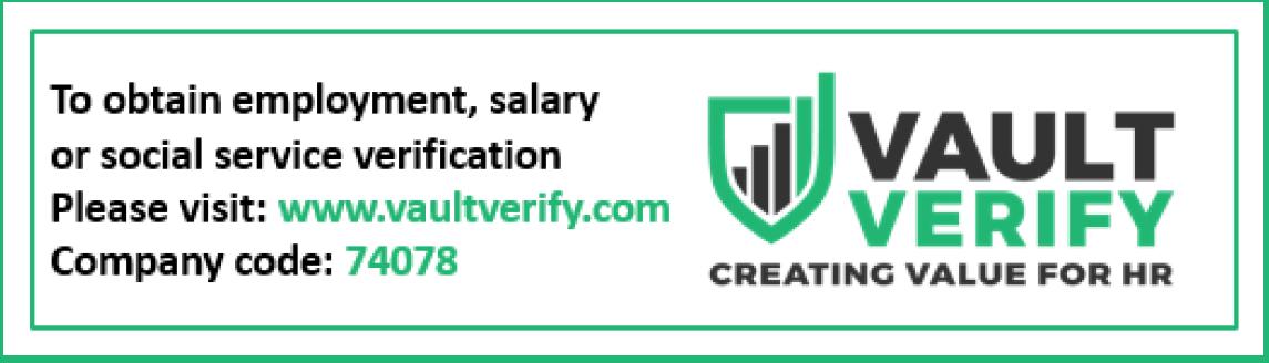 Vault Verify Logo